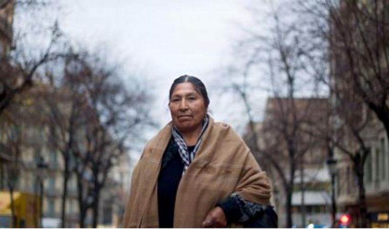 FOTO: Falleció la hermana mayor de Evo Morales tras ser internada por coronavirus
