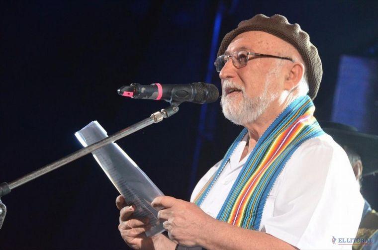 FOTO: Julián Zini fue cura, poeta y compositor.