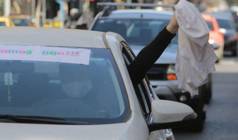 AUDIO: Médicos vuelven a marchar este lunes en Córdoba