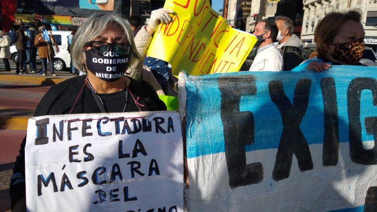 FOTO: Movilización 17A