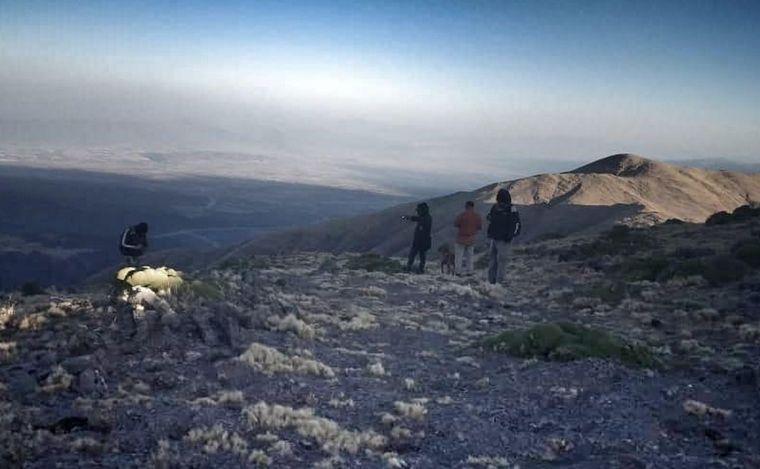 AUDIO: Encontraron a la montañista que se había extraviado en Salta.