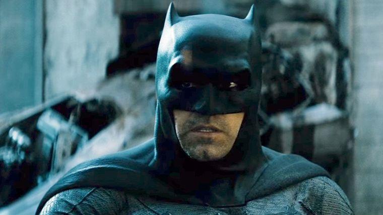 FOTO: Ben Affleck volverá a interpretar al Caballero Oscuro.