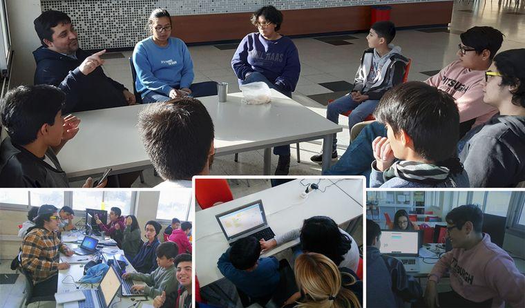 AUDIO: Un club para aprender a programar fácil, gratis y divertido