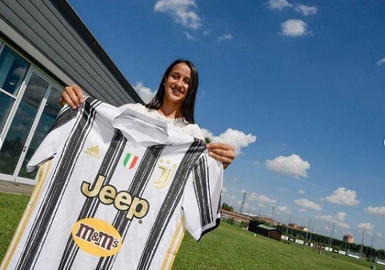 AUDIO:  Dalila Ippolito, la argentina de 18 años que va a Juventus: