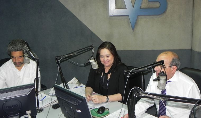 AUDIO: Blanca Rossi: