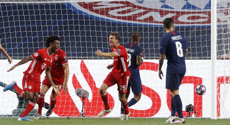 FOTO: Los alemanes conquistaron su sexto título de la Liga de Campeones.