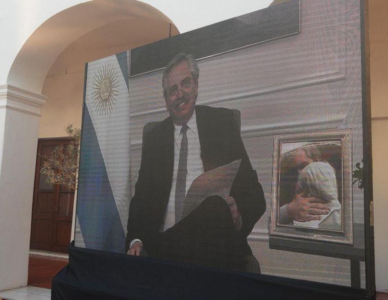 AUDIO: Llaryora destacó que las actas de sentencia de La Perla sean patrimonio cultural