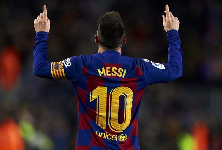 Fans de Newell's realizaron caravana para convencer a Lionel — Messi
