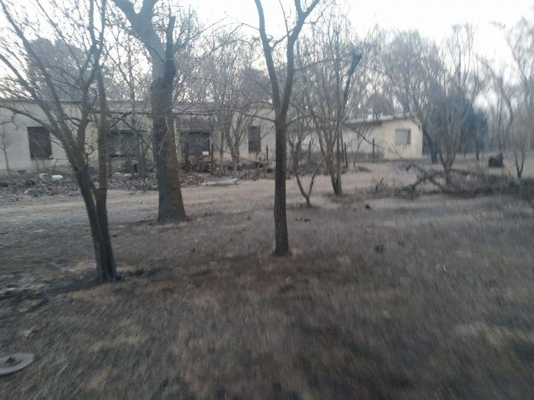 FOTO: Imágenes del incendio