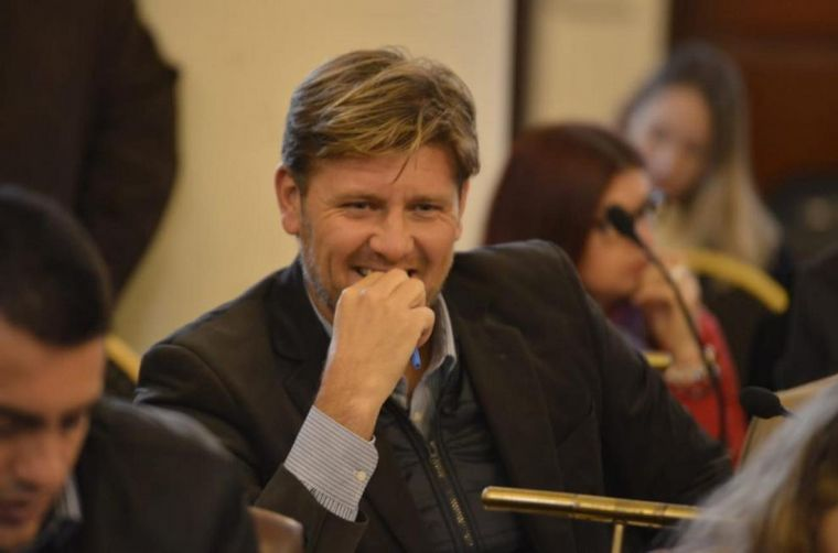 FOTO: Sebastián Bértoli es considerado el máximo ídolo de Patronato.
