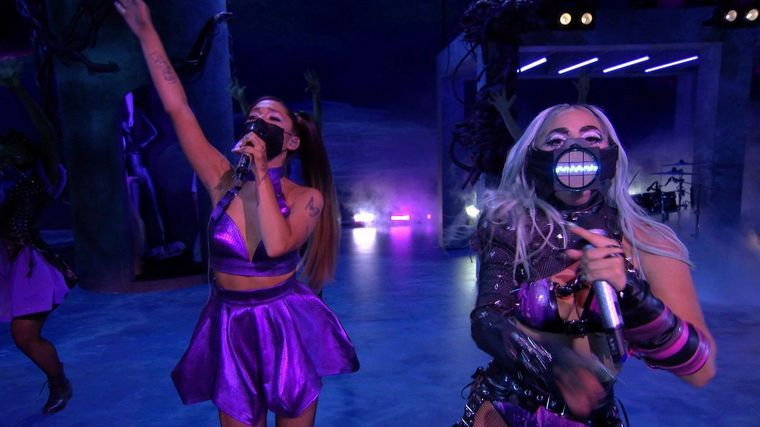FOTO: MTV Music Awards 2020