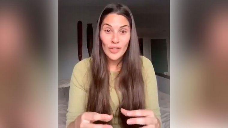 Otro Polemico Video De Ivana Nadal Genero Revuelo En La Web Noticias Cadena 3 Argentina