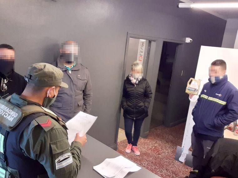 AUDIO: Múltiples allanamientos en San Francisco, Morteros y Devoto