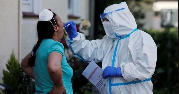Tras un día récord de contagios, Argentina superó los 600 mil casos de coronavirus
