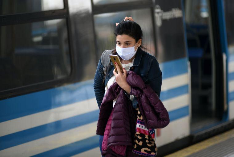 FOTO: Argentina registra 451.198 infectados desde el inicio de la pandemia.