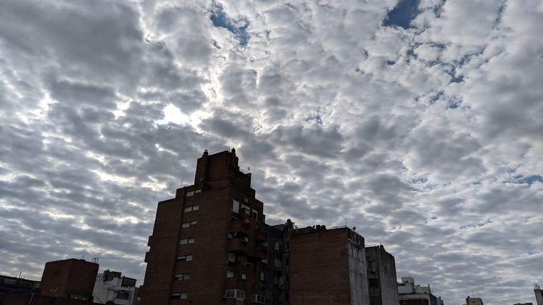FOTO: Se esperan tormentas y precipitaciones aisladas.