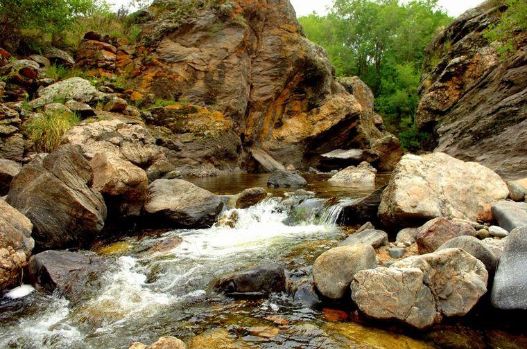 AUDIO: Alpa Corral, sinónimo de relax en las sierras del sur