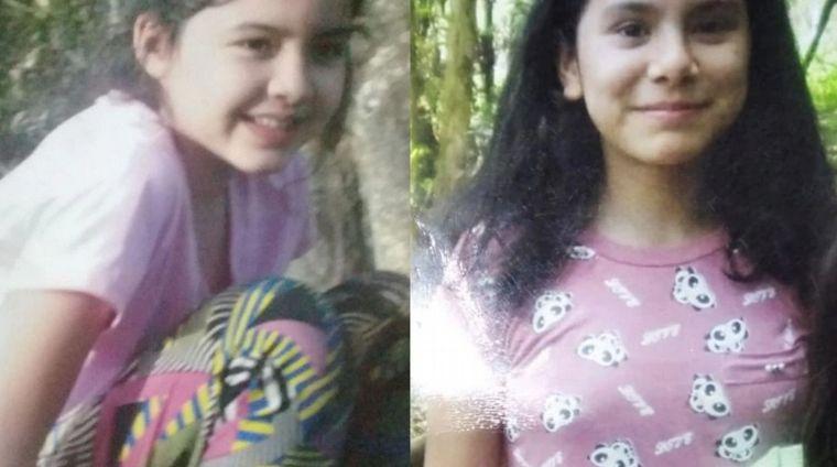 FOTO: Escándalo en Paraguay por el crimen de dos niñas argentinas.