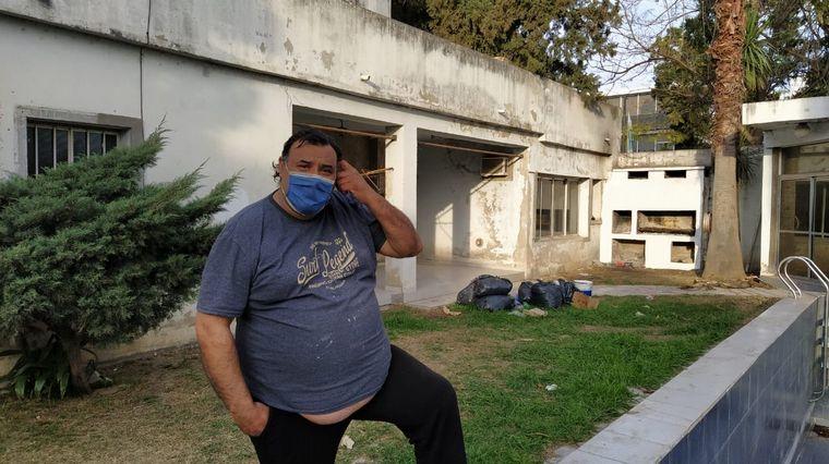 FOTO: La casa asaltada está al frente del CPC de Argüello.