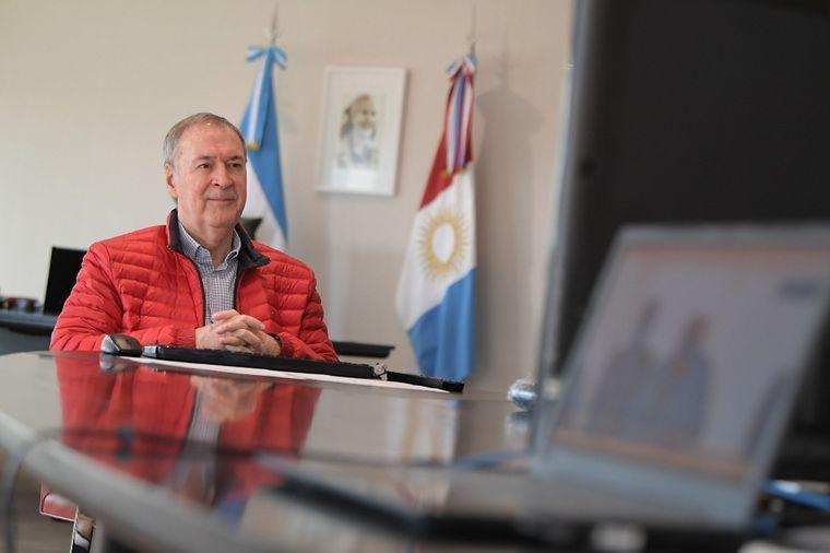 FOTO: La mejora beneficiará a 4.500 habitantes de la localidad serrana.