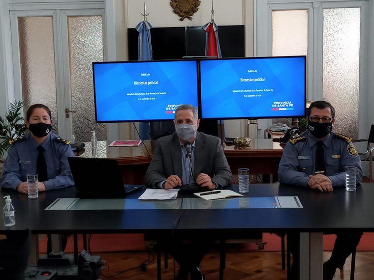 AUDIO: Policías de Santa Fe recibirán un plus de 7 mil pesos