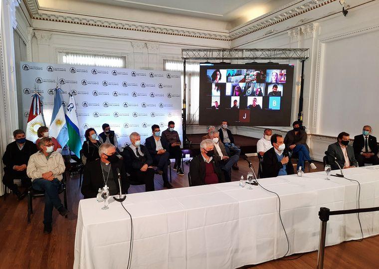 AUDIO: El COE Regional aclaró que por ahora hay disponibilidad de camas en Río Cuarto