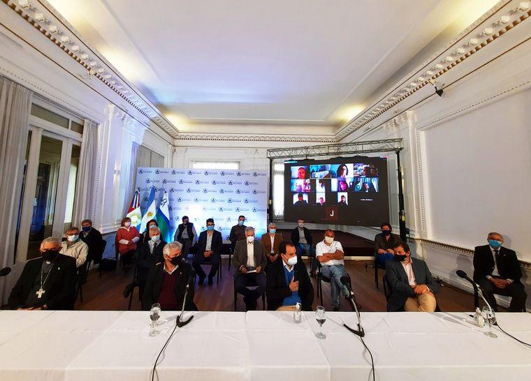 FOTO: Río Cuarto vuelve el sábado a fase 1