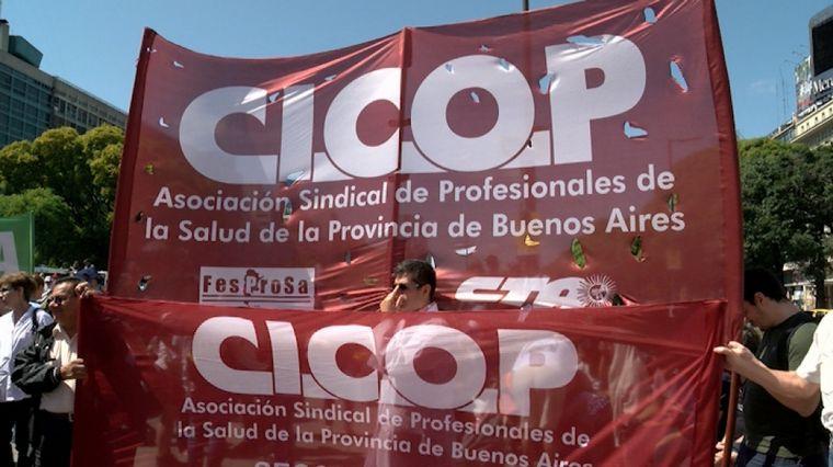 AUDIO: Profesionales de la salud de la provincia de Buenos Aires piden paritarias