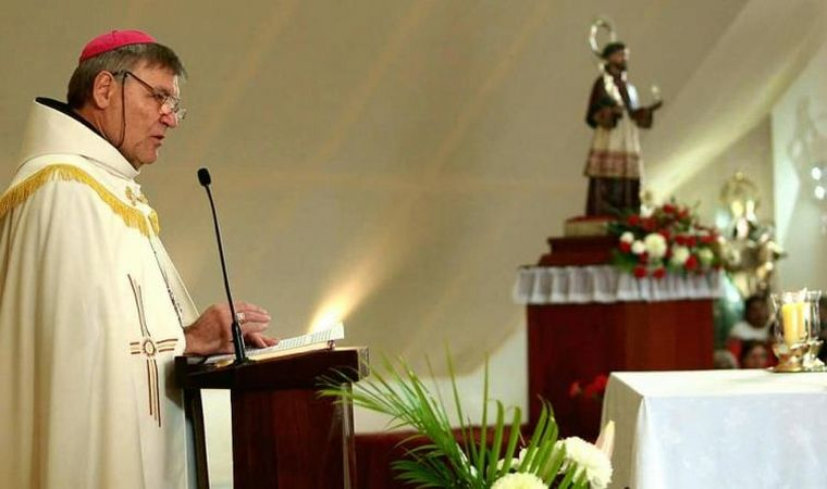 AUDIO: Coronavirus en Salta: el obispo de Orán, Luis Scozzina dio positivo