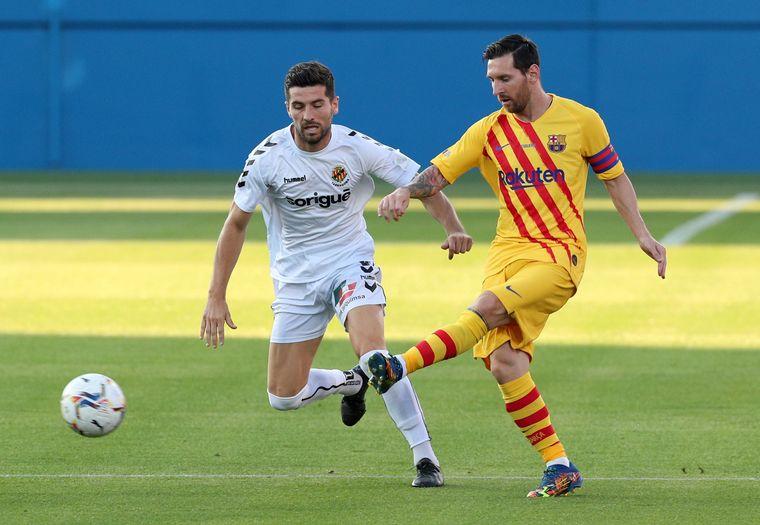 FOTO: Barcelona jugó su primer partido de la era Koerman