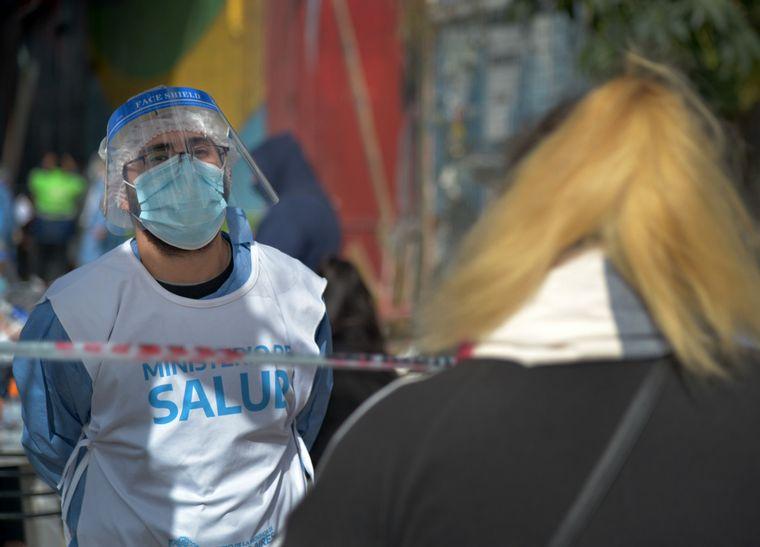 FOTO: La enfermedad no da respiro en todo el país.