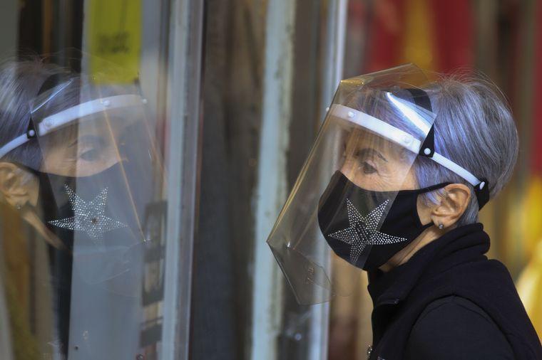 FOTO: En el país, ya murieron 11.352 personas con coronavirus.