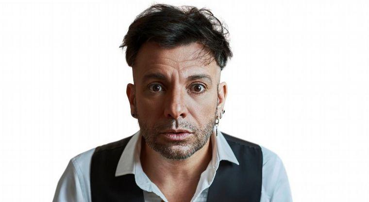 FOTO: El actor e imitador argentino Martín Bossi tiene 45 años.