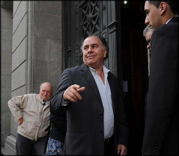 FOTO: Mario Cafiero fue despedido en las redes por dirigentes y referentes del peronismo.