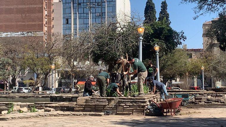 FOTO: Revalorización de la Plaza Colón en Córdoba