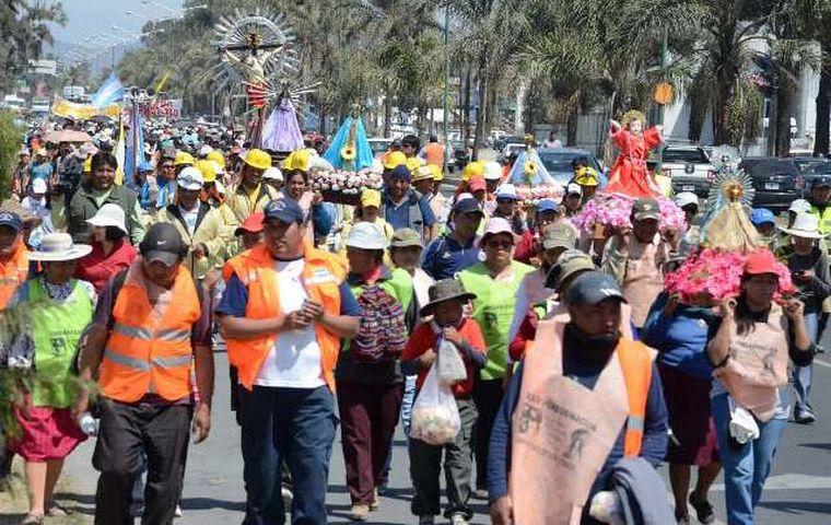 AUDIO: El arzobispo de Salta, monseñor Mario Cargnello, pidió en la homilía por la pandemia