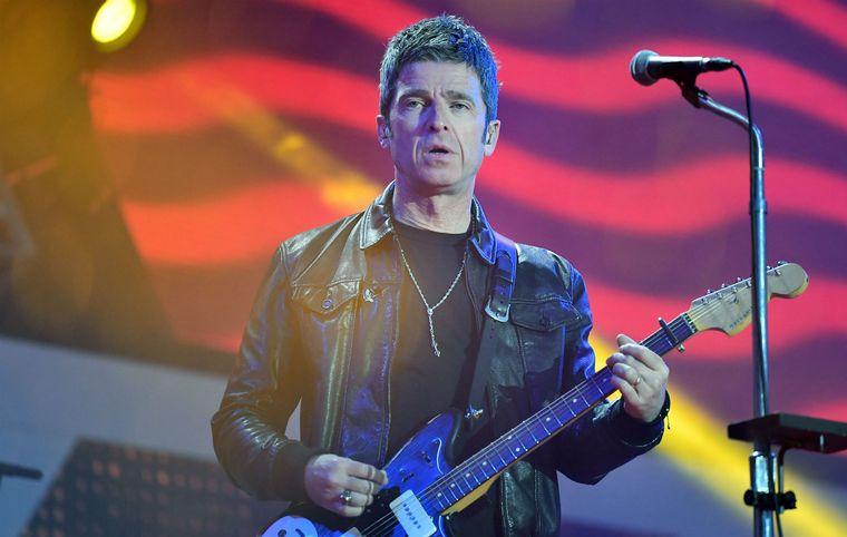 """FOTO: """"Nos están quitando muchas malditas libertades"""", dijo Gallagher ."""