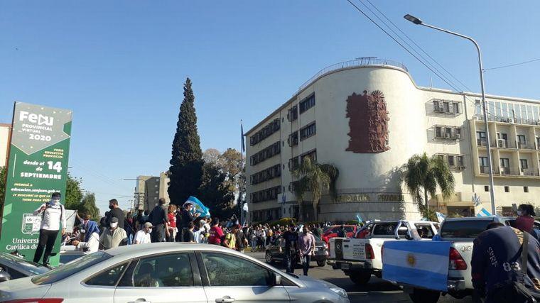 """FOTO: """"Marcha por la república"""" en San Juan"""