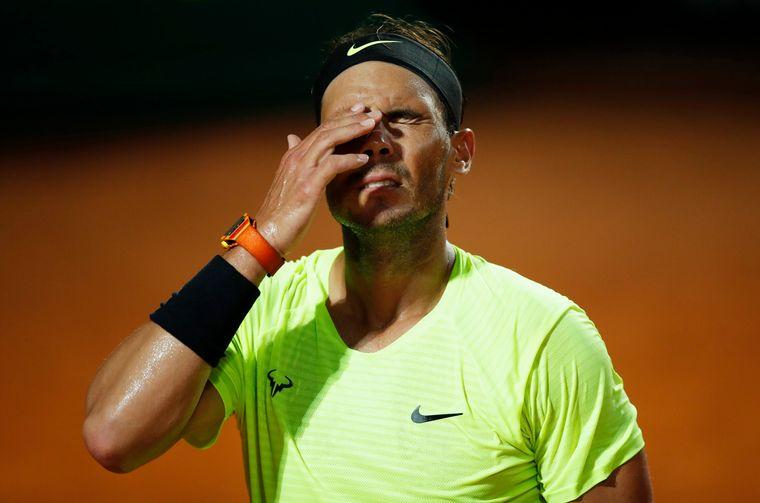 FOTO: El tenista argentino Diego Schwartzman dio el golpe este sábado.