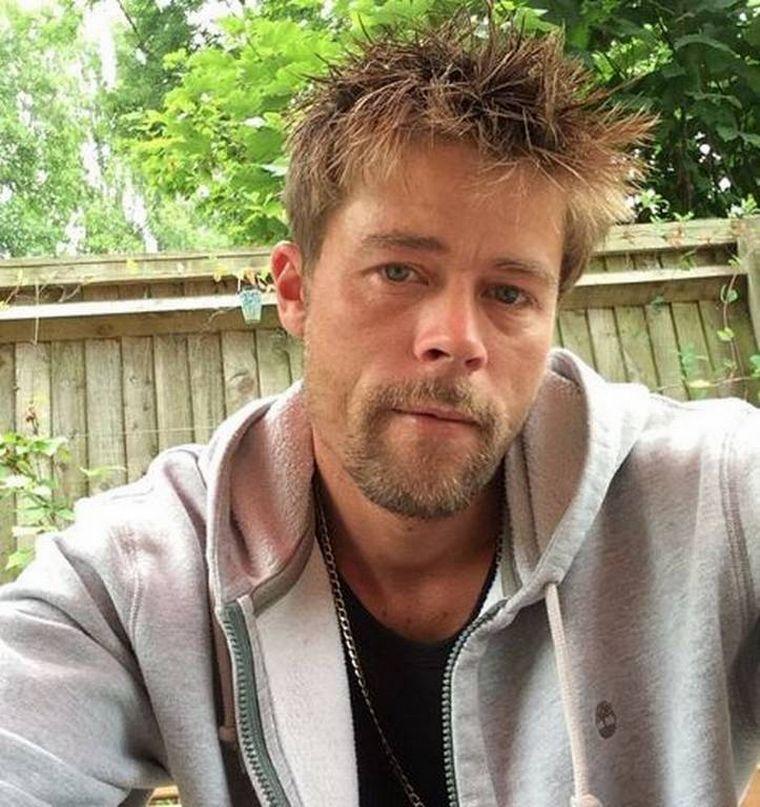 FOTO: Nathan Meads tiene 33 años de edad y se hizo popular por su parecido con el actor.