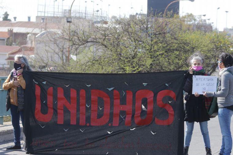 FOTO: Marcha de personal de Salud en Córdoba