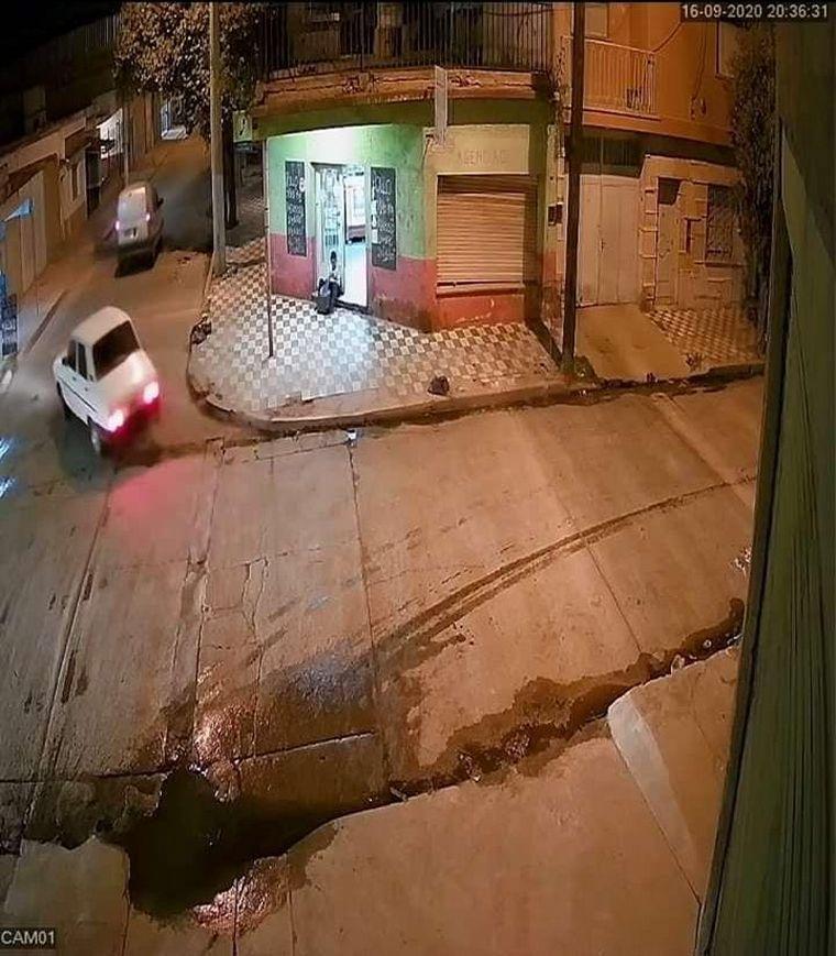 AUDIO: Murió el enfermero atropellado por un auto que se fugó