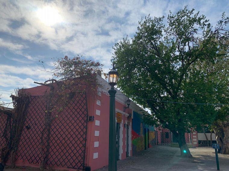 AUDIO: Revalorizaron el Paseo de las Artes de barrio Güemes