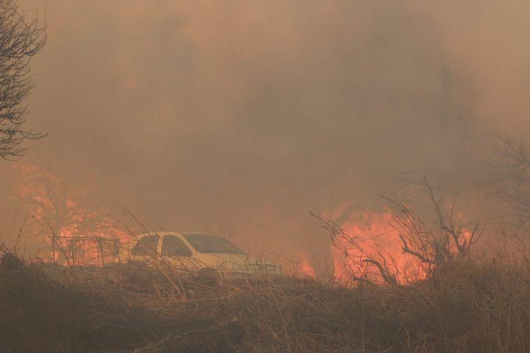AUDIO: Incendios en Córdoba: continúan activos los focos de San Antonio y Villa Giardino