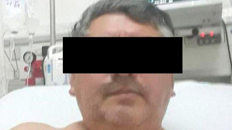 """FOTO: El """"Caso 41"""", condenado a 3 años de prisión por """"propagar"""" el Covid-19. Foto: Infobae"""
