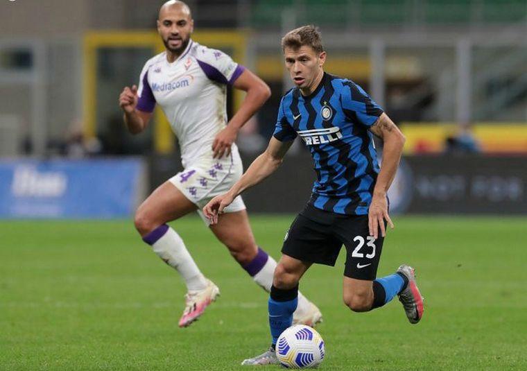 FOTO: Inter derroto a fiorentina por 4 a 3 con un gol de Lautaro Martinez