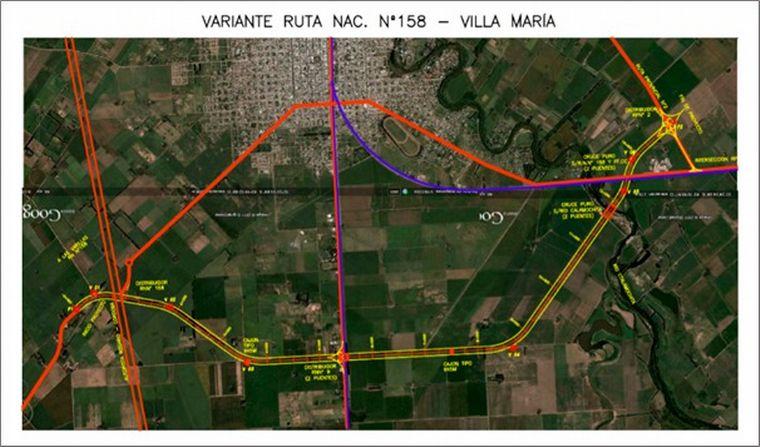 FOTO: Anuncian obras estratégicas para Villa María y Río Cuarto