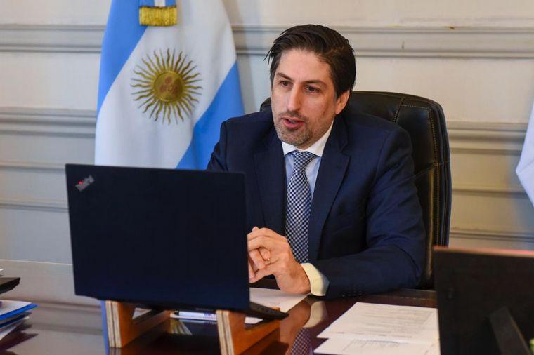 FOTO: El ministro de Educación habló sobre la posibilidad del regreso a clases presenciales