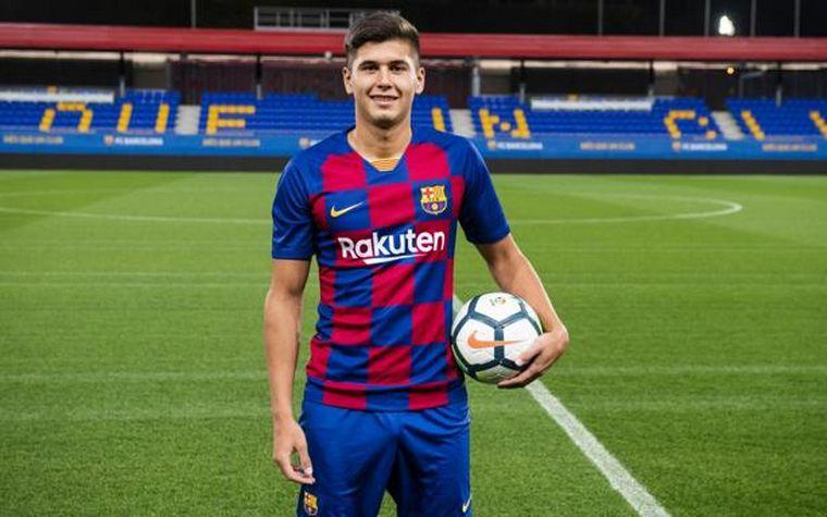 AUDIO: Santiago Ramos, de la Liga Cordobesa a jugar en Barcelona