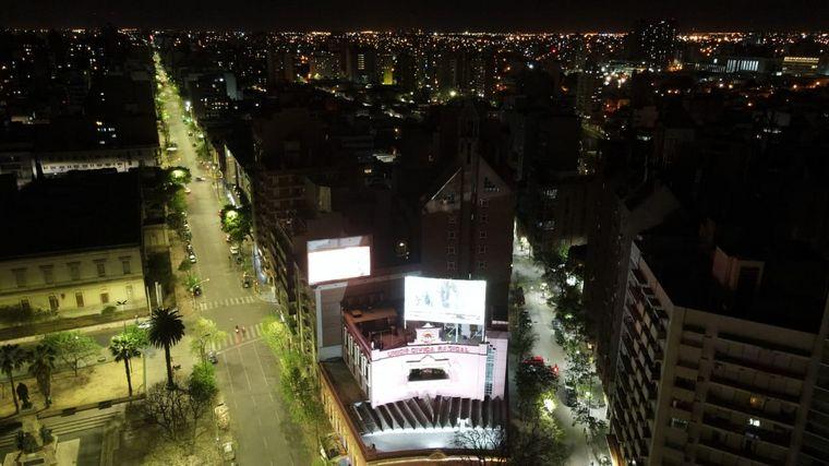 FOTO: Así luce barrio Nueva Córdoba en la capital provincial.